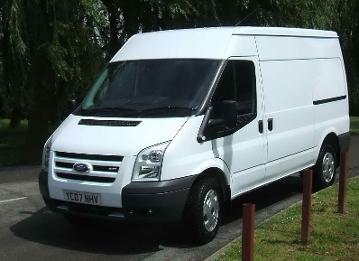 white van man south woodham ferrers