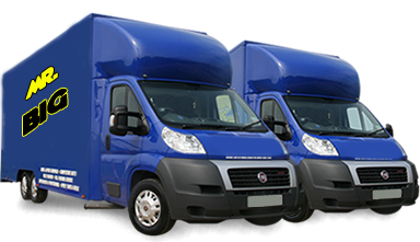 affordable removal van hire